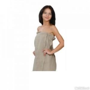 Парео-юбка женская льняная